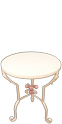 Rose and Acanthus Leaves Table, Item #135